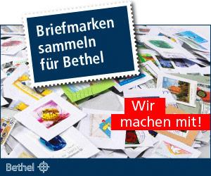 Wir unterstützen Bethel